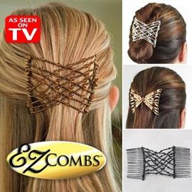 Заколка для надежной фиксации волос EZ Combs (Изи Коумс)