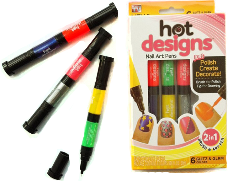 Набор для дизайна ногтей хот дизайн отзывы
