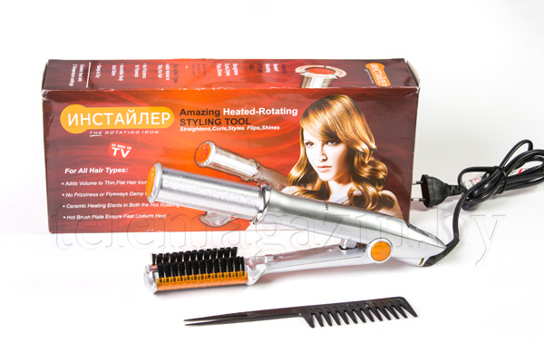 ИнСтайлер - утюжок для волос