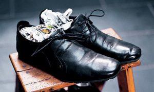 Электрическая сушилка для обуви Осень 3