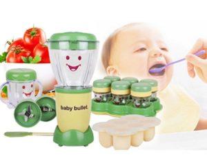 Baby Bullet (Бэйби Буллет) мини-блендер