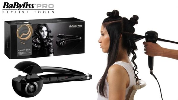 Плойка-стайлер Babyliss Pro Perfect Curl
