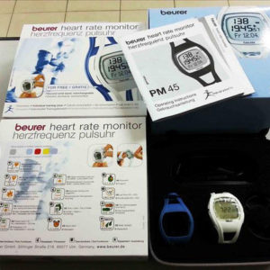 часы-пульсометр Beurer PM45