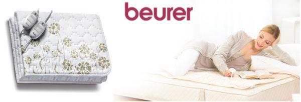 Электропростынь Beurer UB66XXL