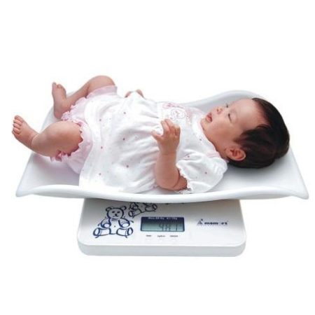 Весы детские Momert 6425