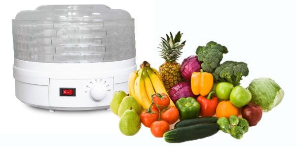 Сушилка для овощей и фруктов SBL-1215