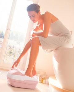 Гидромассажная ванночка для ног Beurer FB 50