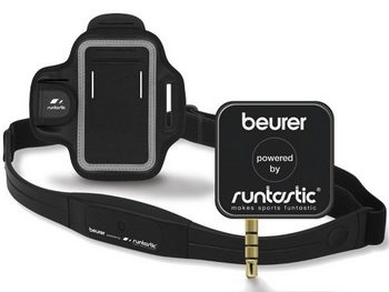 Спортивные часы Beurer PM200