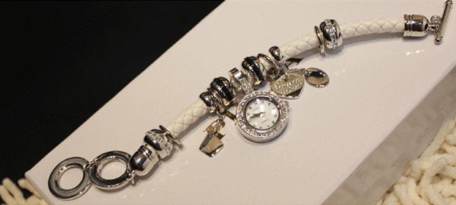 Цена часы браслет пандора