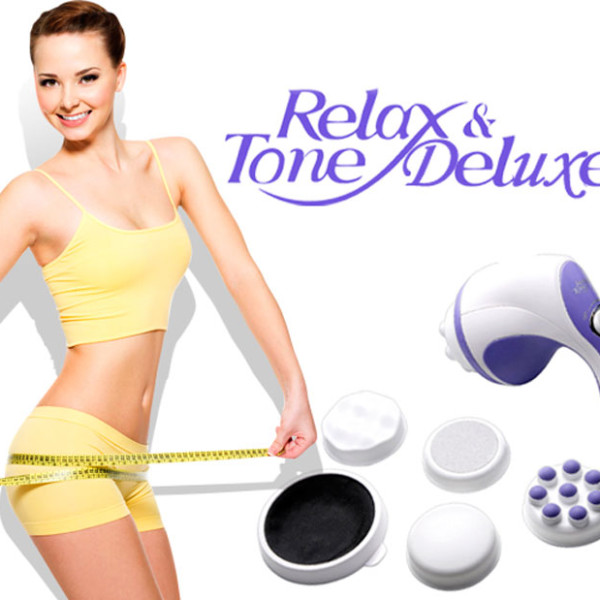 массажер для тела relax and tone delux