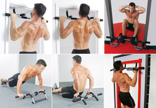 турник-тренажер Iron Gym
