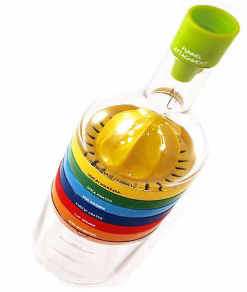 бутылка-терка