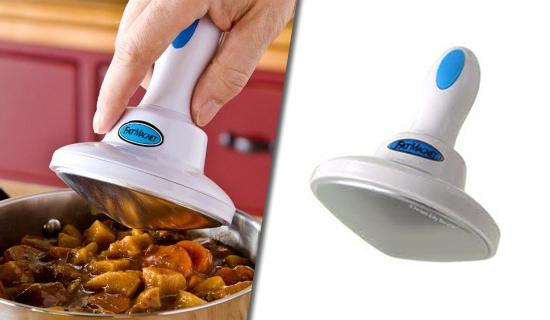 магнит для удаления жира из еды