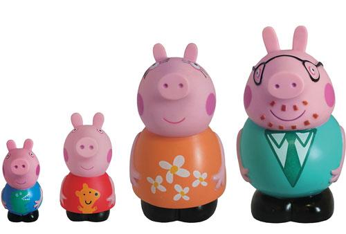 Игровой набор Свинка Пеппа и семья