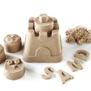 живой кинетический песок Kinetik Sand