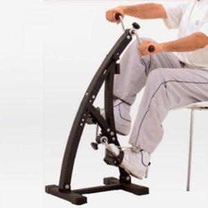домашний реабилитационный педальный велотренажер Дуал Байк