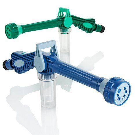 универсальная насадка-распылитель для воды из джет вотер