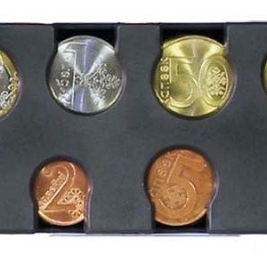 монетница без зажима