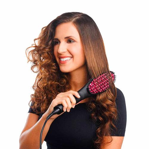 расческа-выпрямитель для волос Simply Straight