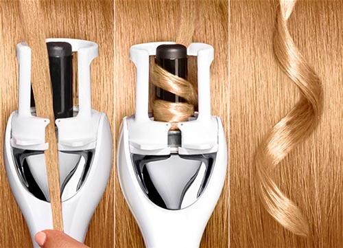 инстайлер для волос тьюлип