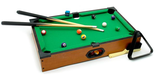 настольный мини бильярд table top pool