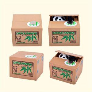 копилка панда-варишка
