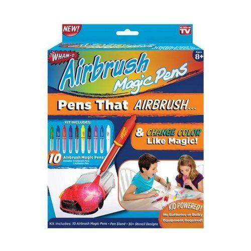 волшебный воздушные фломастеры airbrush magic pens