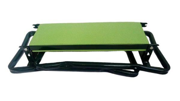 Садовый стульчик-подколенник (скамейка-подставка)