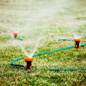 Система автополива Portable Sprinkler