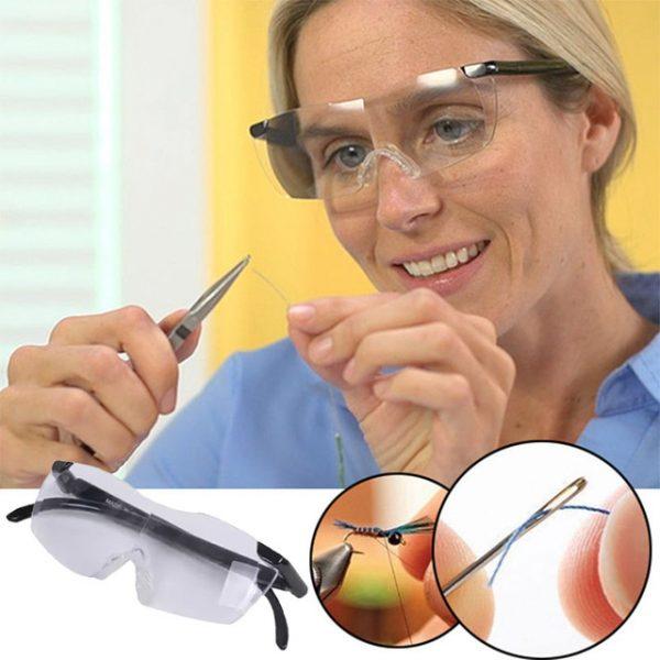 увеличительные очки Leomax Big Vision в Телемагазине