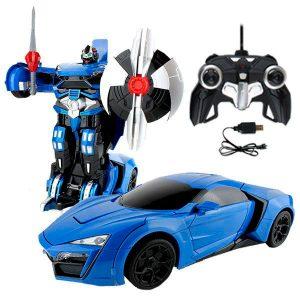 Радиоуправляемый робот- трансформер «Автобот Дрифт»