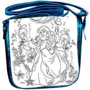 сумка-раскраска принцесса