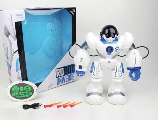 I-ROBOT (Ай Робот)