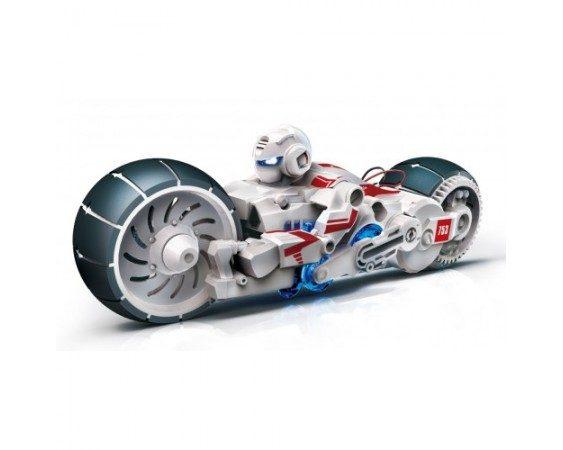 Конструктор «Робот-мотоцикл» на энергии соленой воды