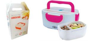Ланч-бокс (контейнер) для еды с подогревом