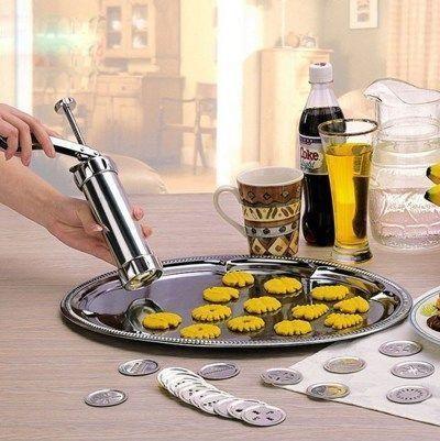 Шприц для печенья Домашняя кондитерская
