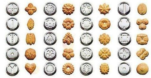 Шприц для печенья Домашняя выпечка
