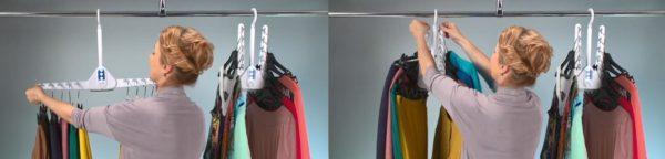 LEOMAX Dual Hanger