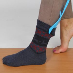 Помощник для надевания носков Надевайка