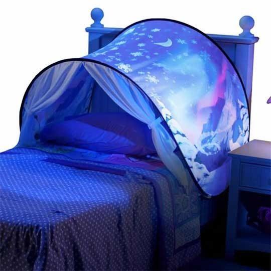 Тент-палатка на кровать Мечтатель