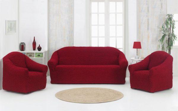 Набор чехлов на диван и кресла