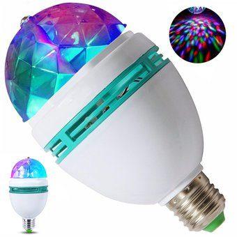 Светодиодная диско-лампа