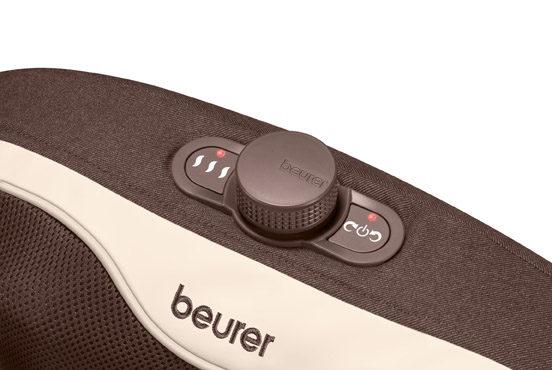 Массажная подушка шиацу Beurer MG 520 To Go