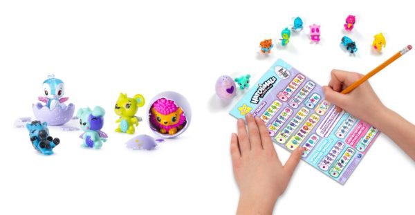 Хетчималс интерактивная игрушка