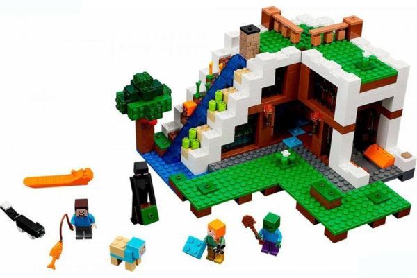 Minecraft-Baza-Na-Vodopade-05