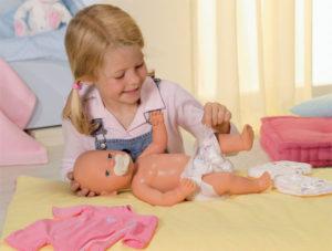 Бэби Долл Baby Doll