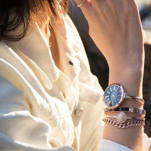 Набор часов с браслетами