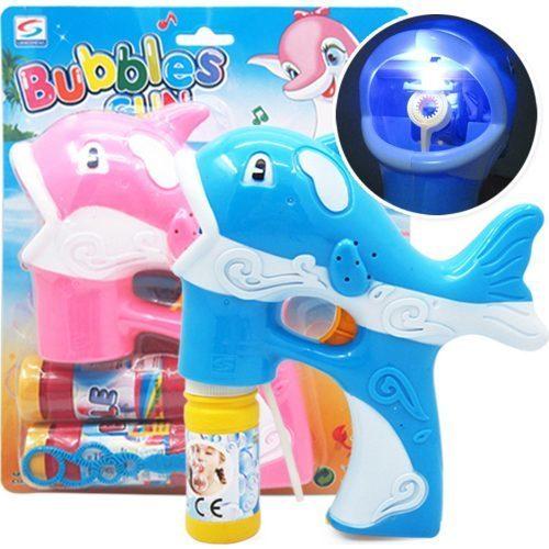 Пистолет для пускания мыльных пузырей