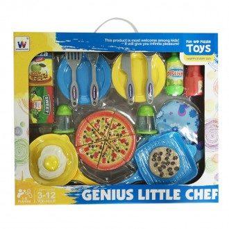 Игровой набор Посуда и продукты