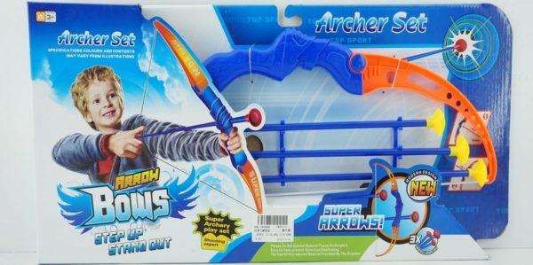 Игровой набор Супер-лук со стрелами